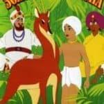 Золотая антилопа (мультфильм 1954)